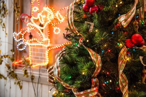 χριστουγεννιατικα λαμπακια φωτοσωληνες
