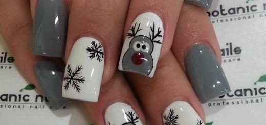 ταρανδος nail art