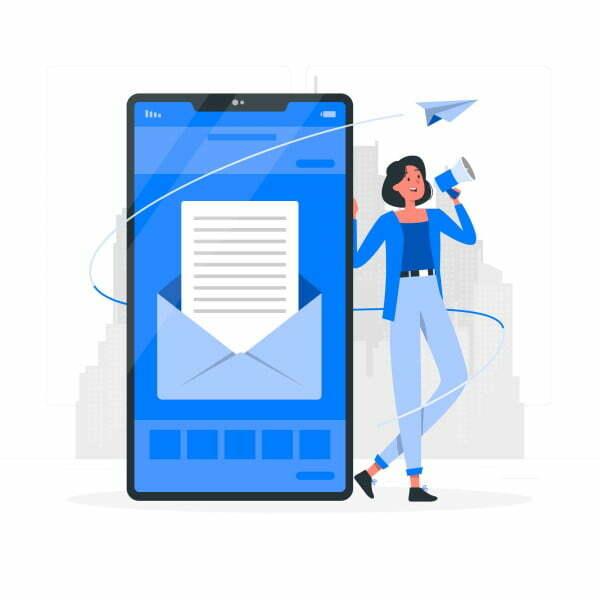 Επικοινωνία μέσω ηλεκτρονικού ταχυδρομίου